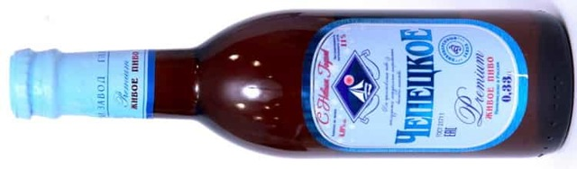 Пиво Чепецкое: описание, история и виды марки