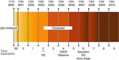Как определить возраст коньяка – французская и отечественная маркировки