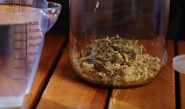 Ерофеич – классический рецепт крепкой травяной настойки