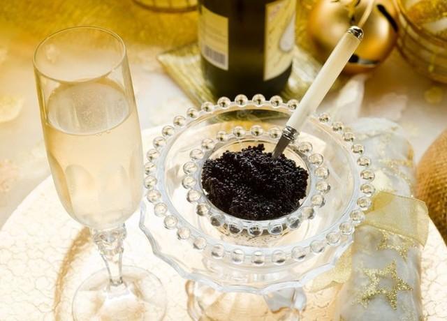 Шампанское с икрой – правила сочетания и рецепты бутербродов