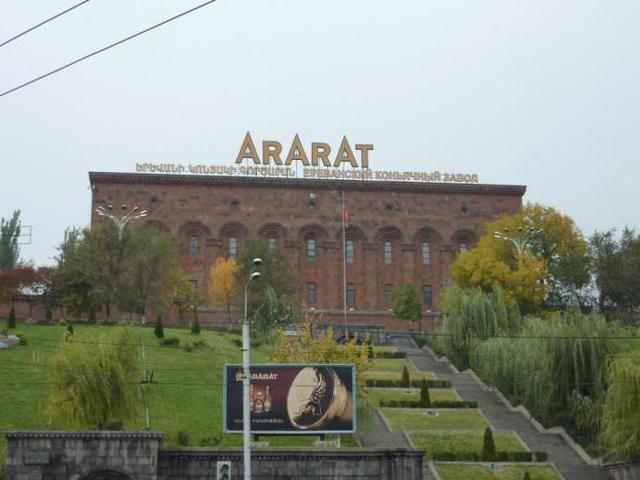 Коньяк Ахтамар (akhtamar): история и описание марки