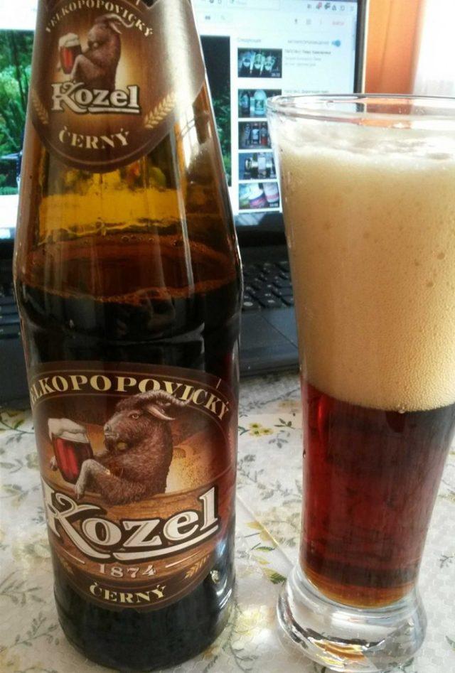 Пиво Велкопоповицкий козел: описание и виды марки