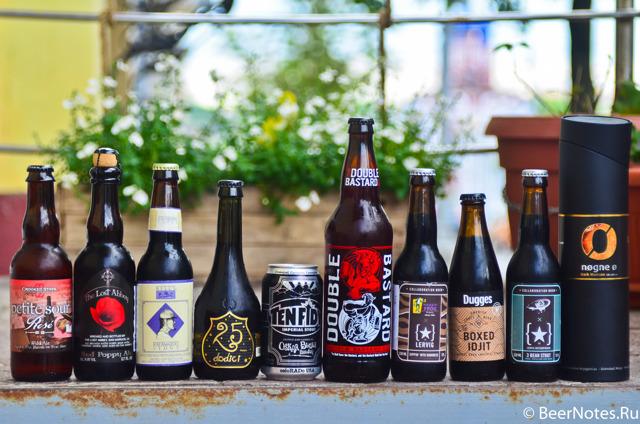 Американский крепкий эль (american strong ale) – описание