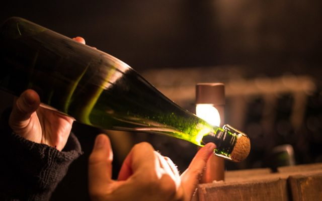 Как приготовить шампанское в домашних условиях