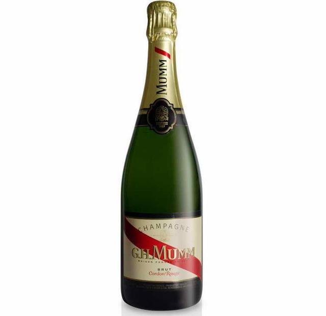 Шампанское Мумм Кордон Руж (mumm cordon rouge): описание