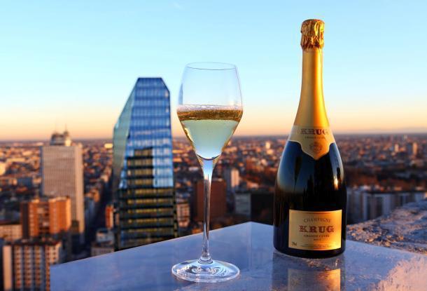 Шампанское Круг (krug): описание, история и виды марки