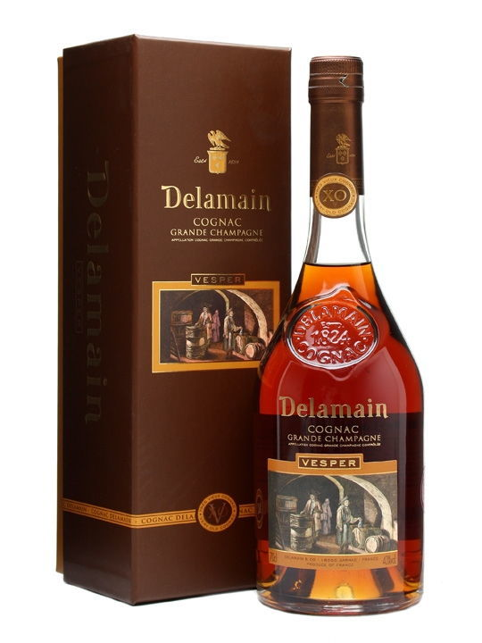 Коньяк Деламейн (delamain): описание, история и виды марки