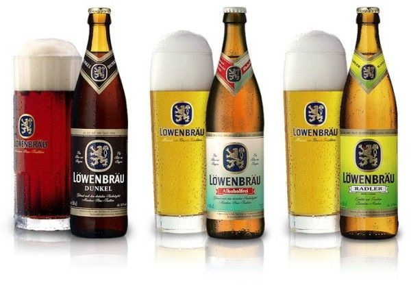 Пиво Лёвенброй (löwenbräu): описание, виды, история марки