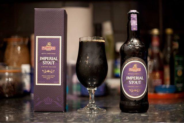 Имперский стаут (imperial stout) – описание стиля пива