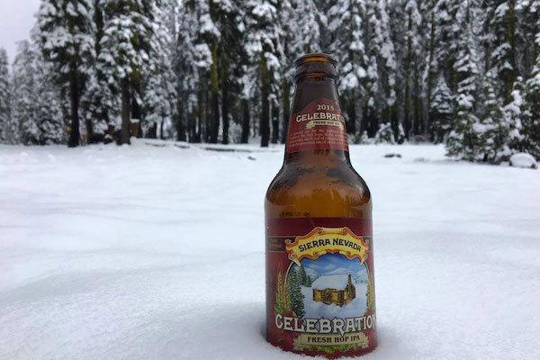 Зимнее сезонное пиво (winter seasonal beer)
