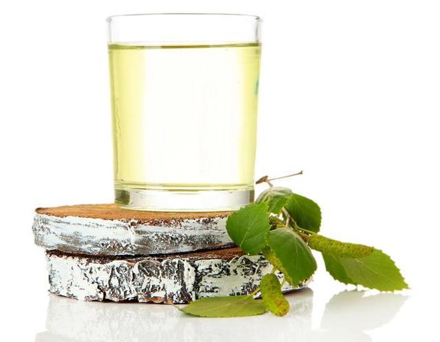 Питьевая березовая настойка – рецепт водки на почках с соком
