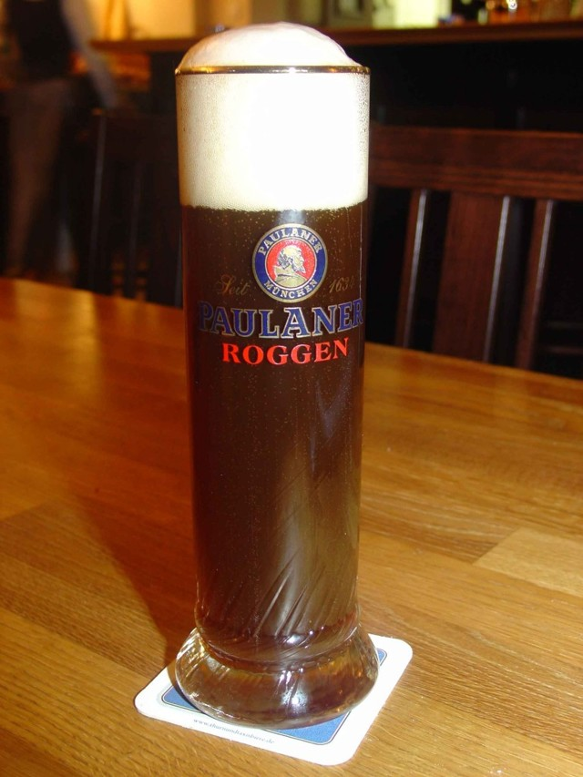 Ржаное пиво (Роггенбир): характеристики, особенности, марки