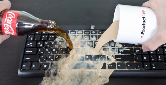 Что делать если пиво попало на ноутбук