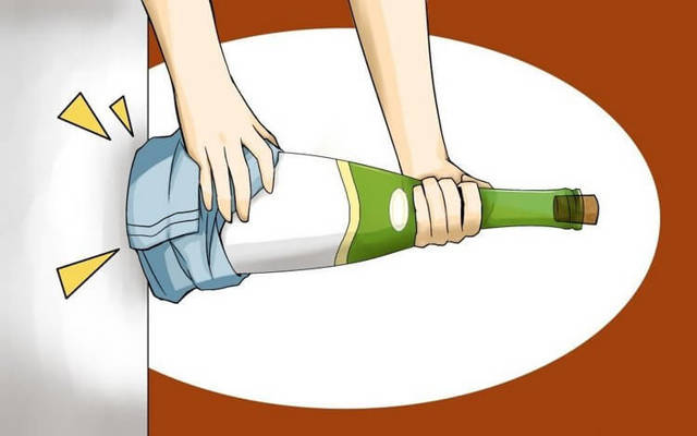 Как открыть шампанское если сломалась пробка – 5 способов