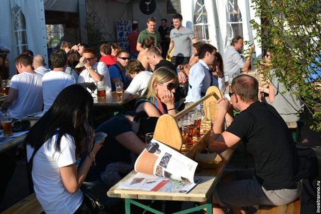 Популярные фестивали пива Германии, Чехии, России – места и даты