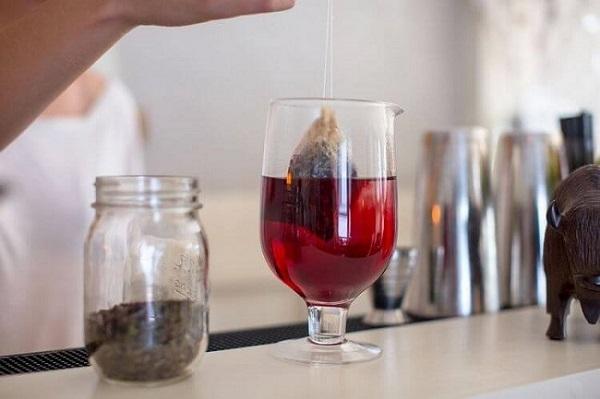 Настойка на каркаде – рецепт на водке (спирте, самогоне)