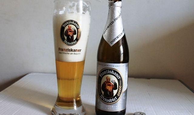 Пиво Францисканер (franziskaner): описание и виды марки
