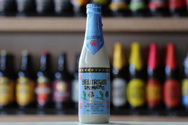 Пиво Делириум Тременс (delirium tremens): описание марки