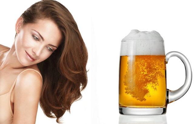 Пиво для волос – рецепты лучших масок