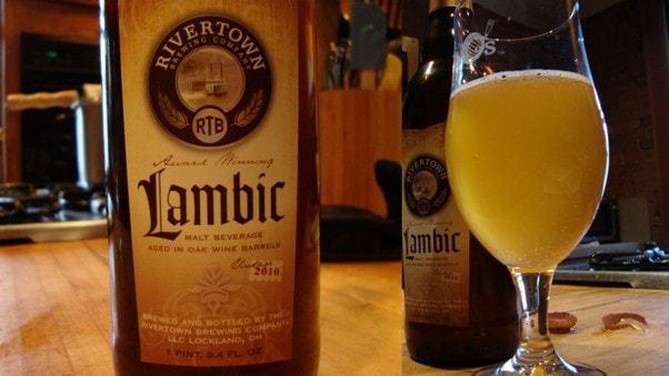 Фруктовый ламбик (fruit lambic) – описание стиля