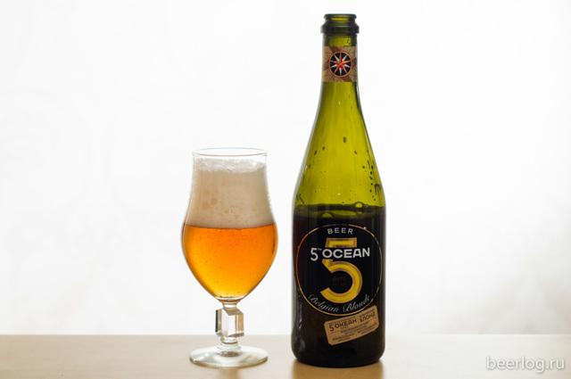 Пиво Пятый океан (5 ocean): описание, история, виды марки