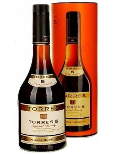 Бренди Торрес (torres): описание, история, виды марки
