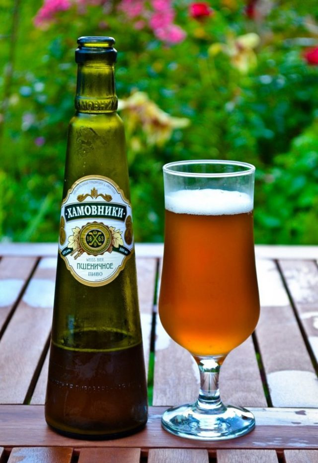 Пиво Хамовники: история, описание, виды марки