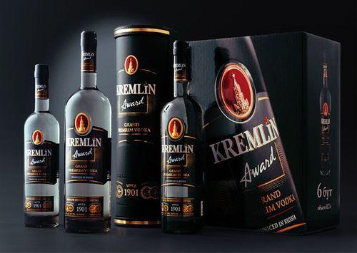 Коньяк Кремлин Эворд (kremlin award): описание и виды марки