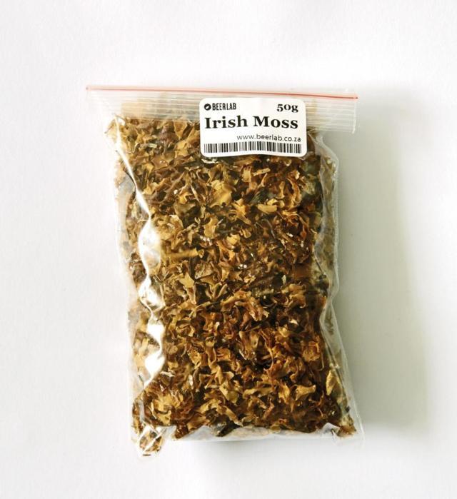 Ирландский мох для пива: зачем и когда добавлять при варке