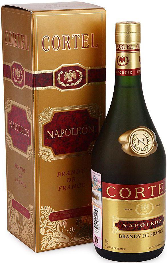 Коньяк Кортель (cortel): описание, история и виды марки