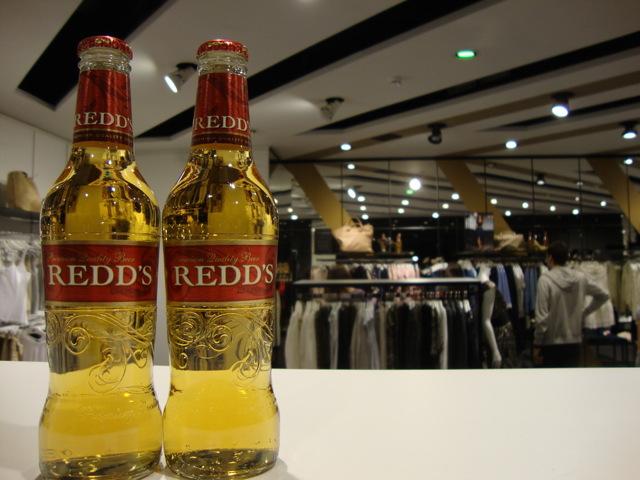Пиво Реддс (redd's): описание, история и виды марки