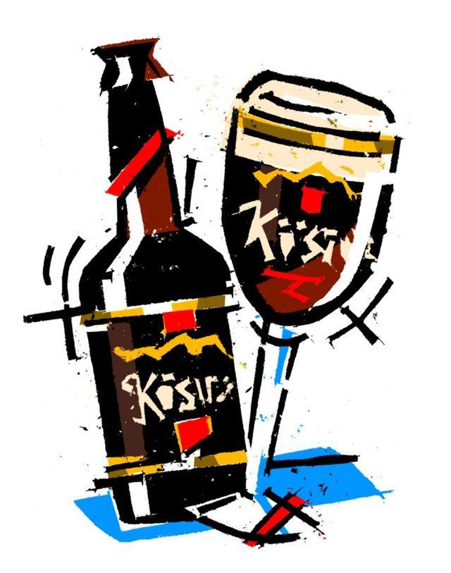 Чешский темный лагер – описание стиля пива