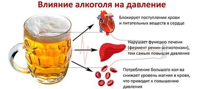 Пиво повышает или понижает давление – разбираемся в вопросе