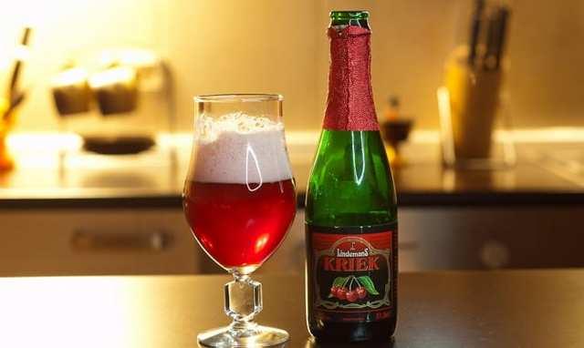 Пиво Крик (kriek): описание, история и культура пития