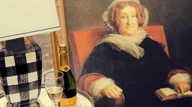 Шампанское Вдова Клико (veuve clicquot): описание марки
