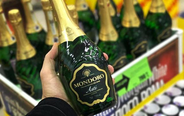 Шампанское Мондоро: описание, история и виды марки