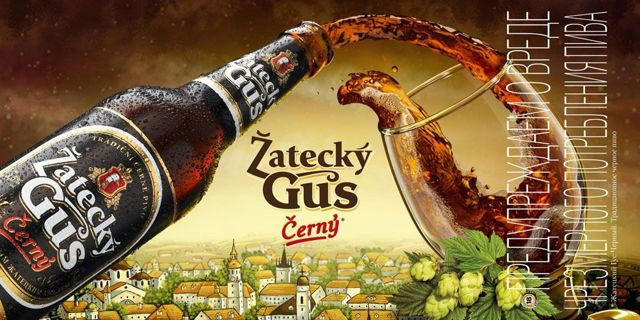 Пиво Жатецкий гусь (Žatecký gus): описание и виды марки
