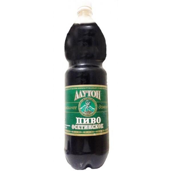 Пиво Алутон (осетинское): описание, история марки