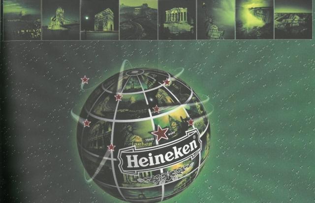 Пиво Хейнекен (heineken): описание, история и виды марки
