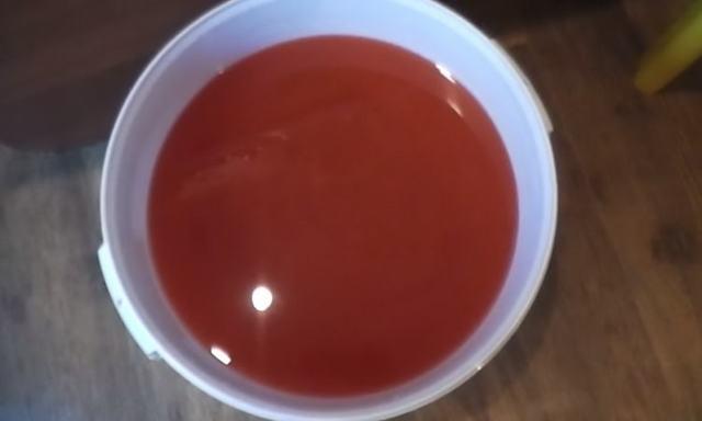 Самогон из помидоров или томатной пасты – рецепт браги