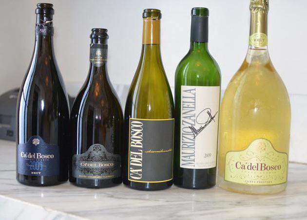 Шампанское Боска (bosca): описание, история и вид марки