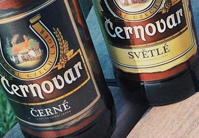 Пиво Черновар (Černovar): описание, история и виды марки