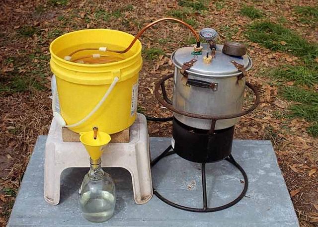 Самогон из свеклы (косорыловка, бурячиха) - рецепт браги