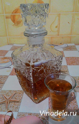 Домашний коньяк из водки – рецепт приготовления настойки