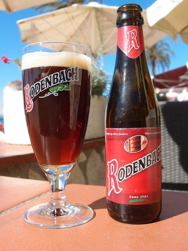 Фламандский коричневый эль (flanders brown ale): описание