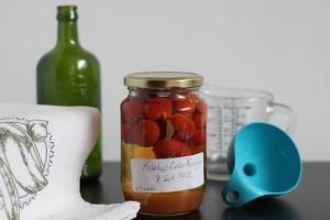 Рецепты настоек шиповника на водке, спирте и самогоне