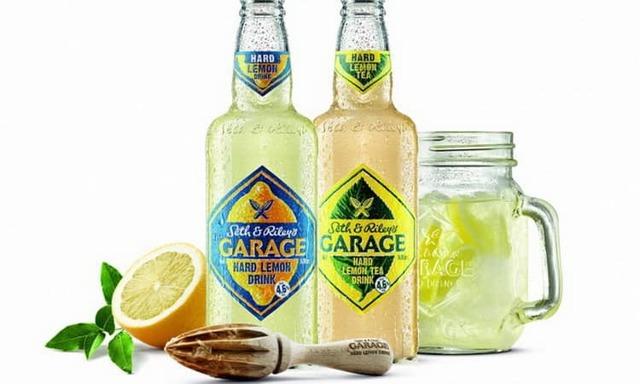 Пиво Гараж (garage): описание, виды, история марки