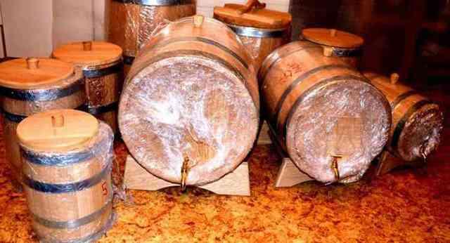 Лучшая емкость для зерновой браги