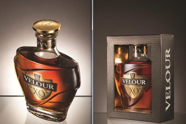 Коньяк Велюр (velour): описание, история и виды марки