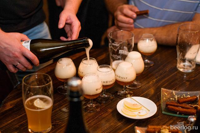 Сэзон (saison) – описание стиля пива